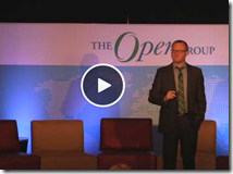 Mike Walker Business Architecture Keynote Open Group Conference San Francisco Recap
